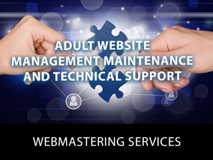 Webmastering Services